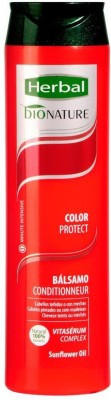 Herbal Bionature Color Protect Balsamo Condioner With Sunflower Oil