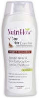NutriGlow Straight N Shine Conditioner - For All Hair Types (200 Ml)