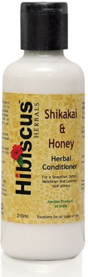 Hibiscus Herbals Sikakai & Honey Conditioner