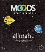Moods All Night 20's Pack x 5