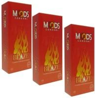 MOODS Blaze Condom: Condom