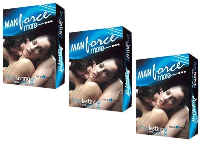 Manforce Extra Dotted More Long Lasting