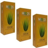 MOODS Aloe Condom: Condom