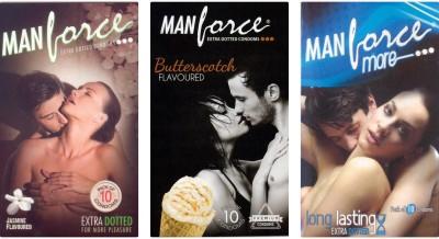 Manforce Jasmine, Butterscotch, More