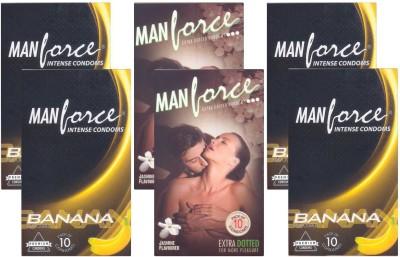 Manforce Banana, Jamin CPFK1651