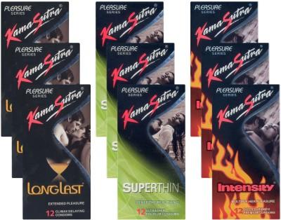 Kamasutra Longlast, Superthin, Intensity UPFK200404