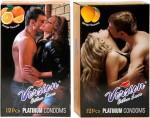 Version Extra Love Platinum Combos of Orange and Mango Flavour Condom