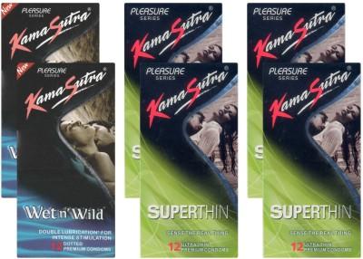 Kamasutra Wet n Wild, Superthin UPFK200044
