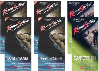 Kamasutra Wet n Wild, Superthin UPFK200038