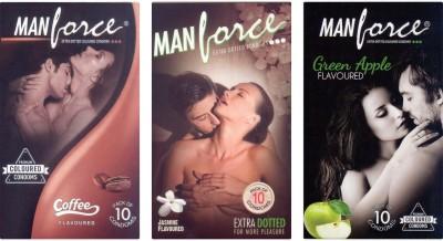 Manforce Coffee, Jamin, Green Apple