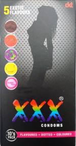 XXX Mix Flavour