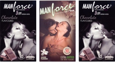 Manforce Chocolate, Jamin, Chocolate