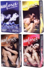 Manforce Flavored