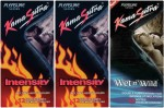 Kamasutra Intensity, Intensity, Wet n Wild