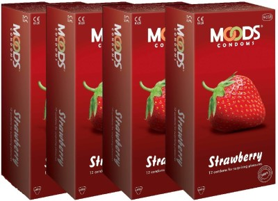 Moods Strawbery 48pc