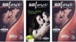 Manforce Coffee, Green Apple, Coffee