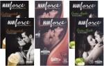 Manforce Butterscotch, Coffee, GreenApple CPFK1752