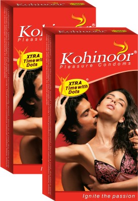 Kohinoor Xtra Time with Dots