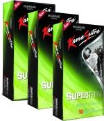 Kamasutra Superthin Monthly Combo