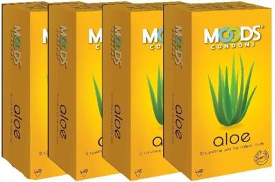 Moods Aloe 48pc