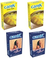 Carex Powershot x 2 and Rough & Tough x 2