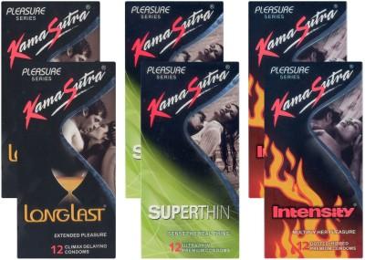 Kamasutra Longlast, Superthin, Intensity UPFK200153