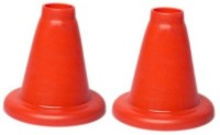 Sahni Sports Space Marker Pack Of 2 (Red 2)