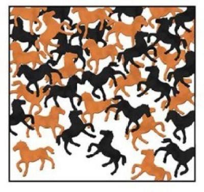 Amscan Cowboy Horses Fancy