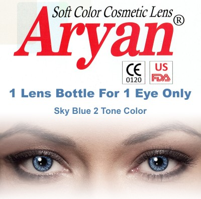 Aryan 2 Tone Contact Lens By Visions India
