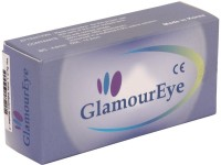 GLAMOUR EYE TWO-TONE SEA-GREEN (MONTHLY DISPOSABLE OR 90 TIMES WEARING) Monthly Contact Lens (2, SEA GREEN, Pack Of 2)
