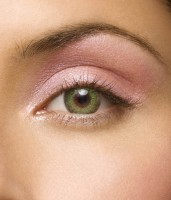 GLAMOUR EYE TWO-TONE SEA-GREEN (MONTHLY DISPOSABLE OR 90 TIMES WEARING) Monthly Contact Lens (7, SEA GREEN, Pack Of 2)