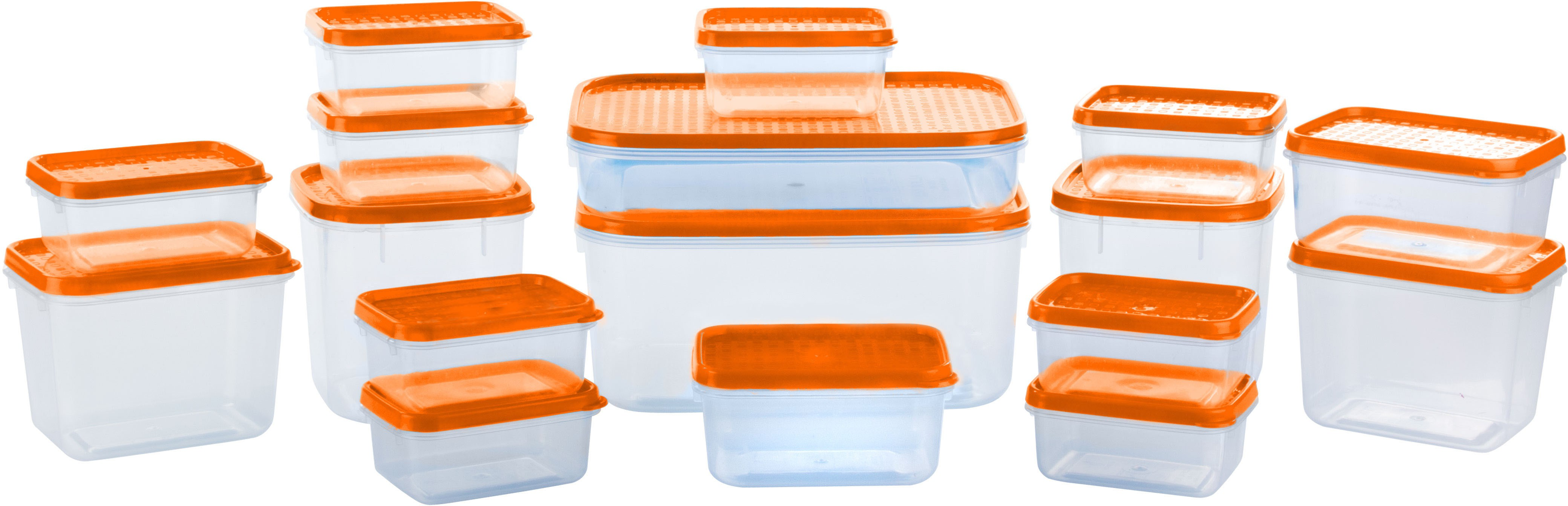 Flipkart - 17 piece container set Just at Rs. 299