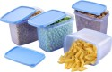 All Time Sleek Container - 4 pcs set: Container