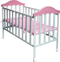 Sunbaby Collapsible Bed Cot Pink