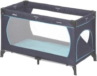 Hauck Dream N Play Plus Cot Aqua, Navy
