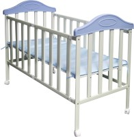 Sunbaby Collapsible Bed Cot Blue