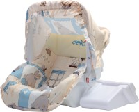 Delia 3 in 1 Baby Carry Cot Cots Cream