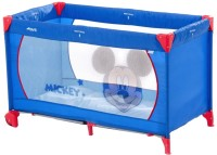 Hauck Dream N Play Go Cot Blue