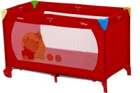 Hauck Dream N Play Go Cot Red