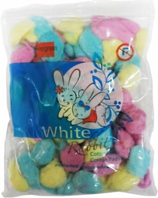 White Rabbit Cotton Balls, Pads and Buds White Rabbit Sterilised Cotton Balls