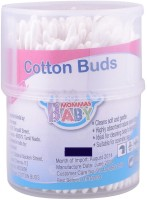 Mommas Baby Mommas Baby Cotton Buds-White (Pack Of 100)