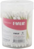 Farlin Cotton Buds 100pcs (Pack Of 100)