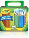 Crayola Square Shaped Wax Crayons - Set Of 1, Multicolor