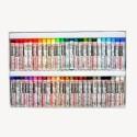 Sakura Round Shaped Oil Pastel Crayons - Set Of 1, Multicolor
