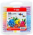 Titi Rectangle Shaped Oil Pastel Crayons - Set Of 1, Multicolor - CRYE2ECGPNJVKAMX