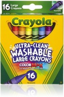 Crayola Expressionist Round Shaped Wax Crayons (Set Of 1, Multicolor) - CRYEB2J3EYWSFC9W