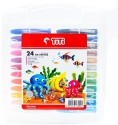 Titi Rectangle Shaped Oil Pastel Crayons - Set Of 1, Multicolor - CRYE2ECFGQUXDHGH