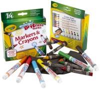 Crayola Expressionist Round Shaped Wax Crayons (Set Of 1, Multicolor) - CRYEB2J3UDZ8BKTY