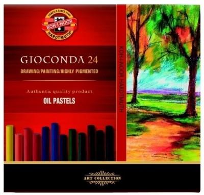 Buy Koh-I-Noor Hardtmuth Gioconda Oil Pastel Crayon: Crayon