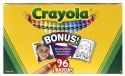 Crayola Round Shaped Wax Crayons - Set Of 1, Multicolor - CRYDZGWBKYPGRTHF